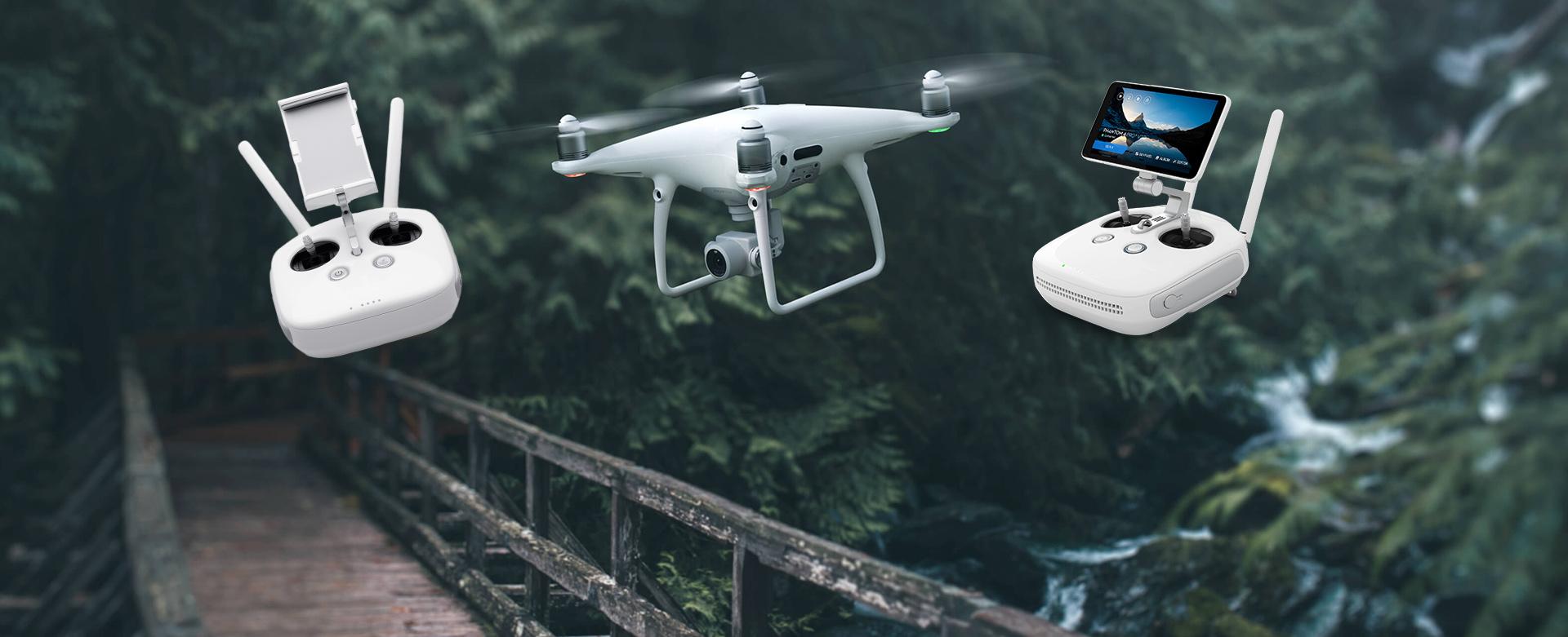 Купи DJI Phantom 4 Pro V2.0 на Топ Цена от AeroCam.bg