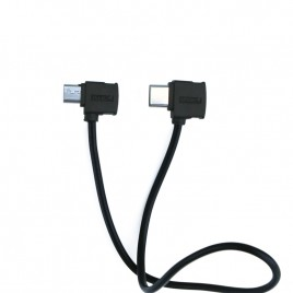 Type C to Micro USB cable 30 cm