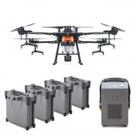 DJI Agras T20 with 4 batteries and Charger