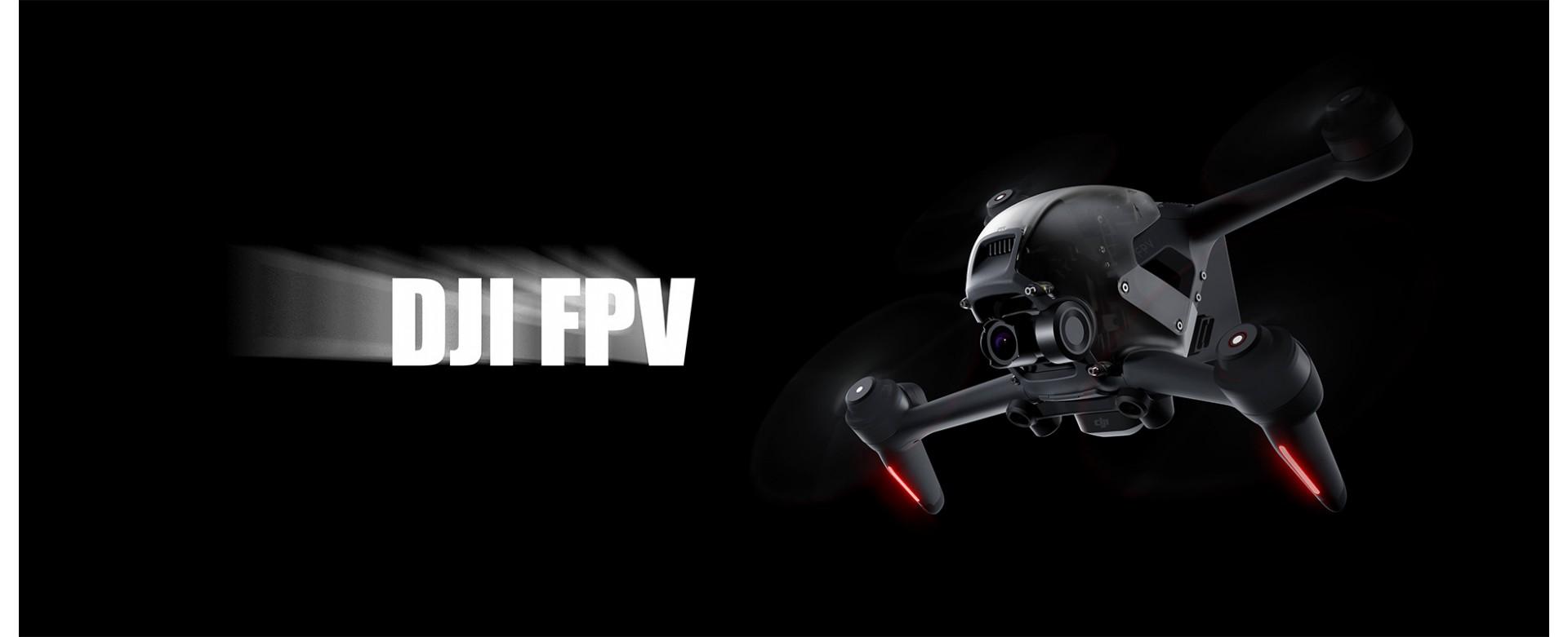 New Racing Drone DJI FPV| AeroCam.bg