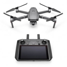 Drone DJI Mavic 2 Zoom + DJI Smart Controller (Built-In Screen)