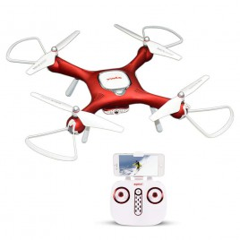 Camera Drone SYMA X25W Red