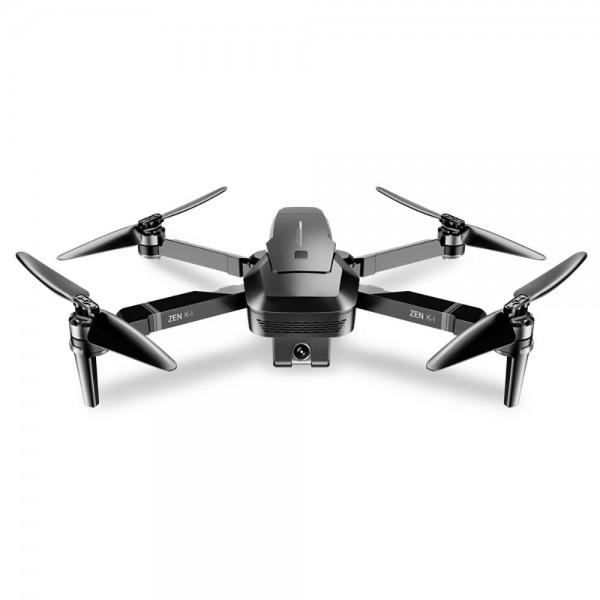 Camera Drone Visuo ZEN K1 WiFi FPV GPS Brushless Motors and DUAL Camera
