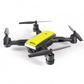 Drone LH-X28G-WF1080 with GPS and EVA case and two batteries