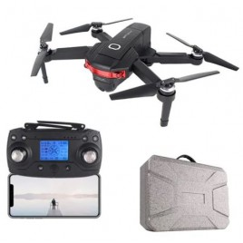Drone with Camera LEAD HONOR X46G GPS Two Batteries and Case