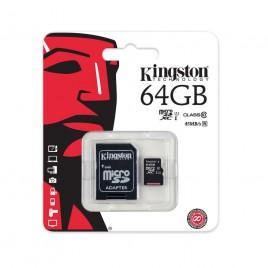 Kingston - Micro SDXC Карта (64GB)