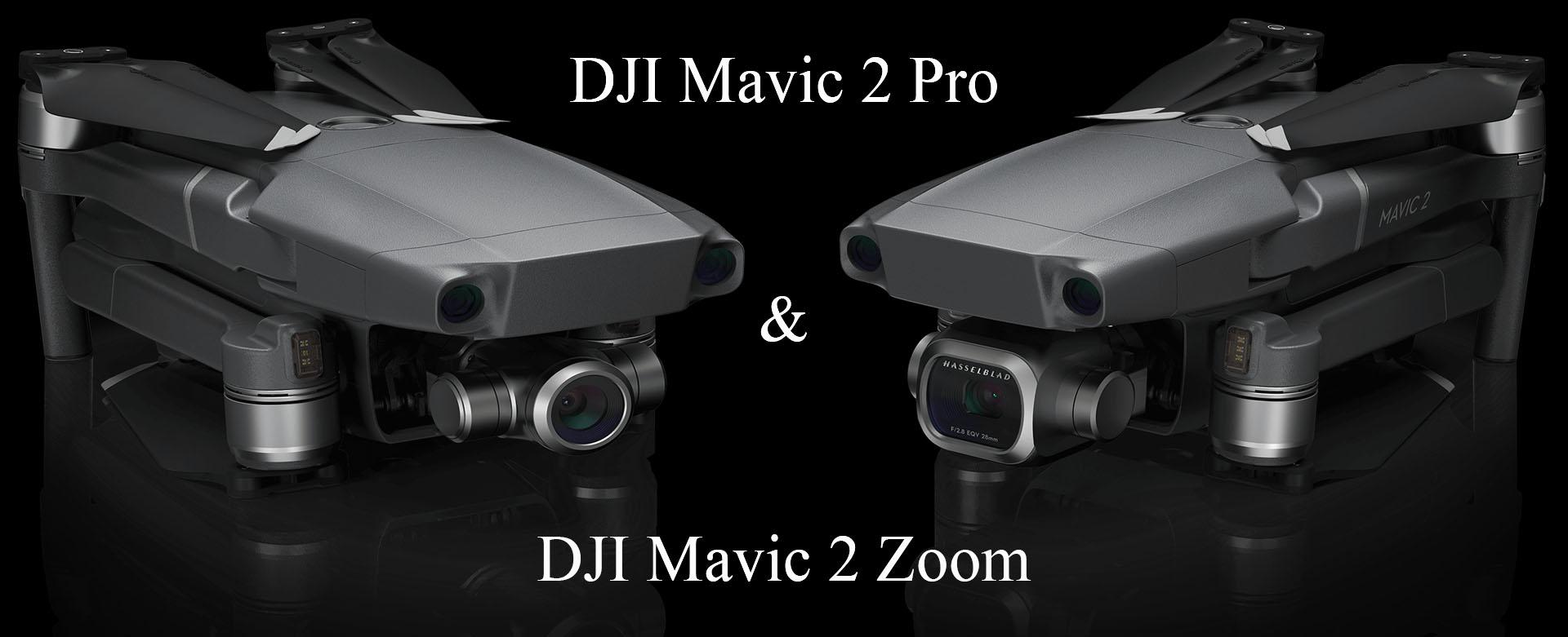Купи DJI Mavic 2 Pro & Zoom на топ цена от AeroCam.bg