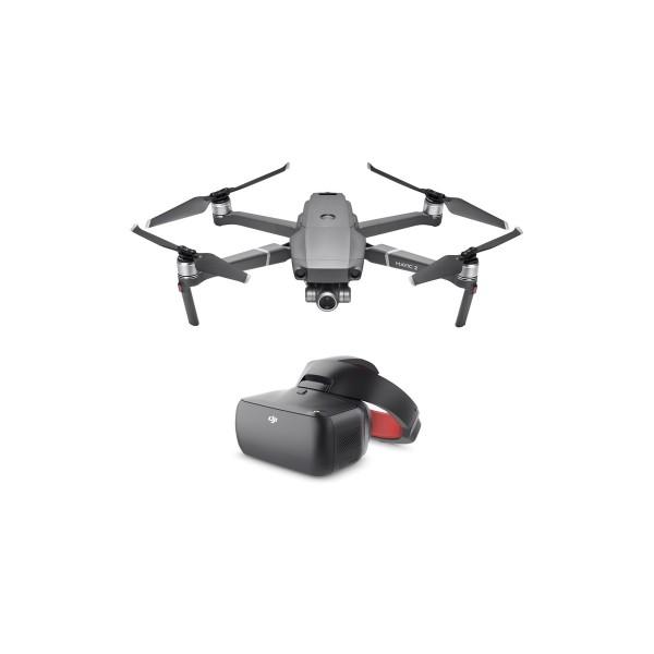 Camera Drone DJI Mavic 2 Zoom + DJI Goggles RE