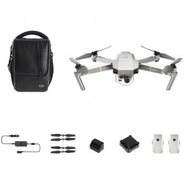 DJI Mavic PRO Platinum Fly More комплект