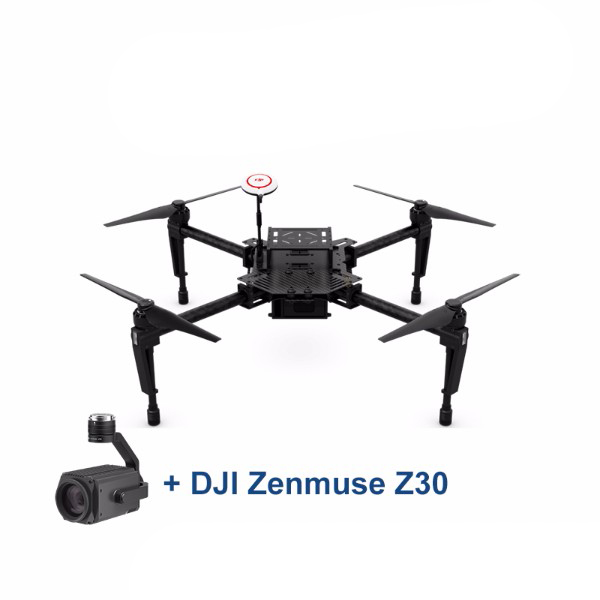 DJI Matrice 100 + Zenmuse Z30