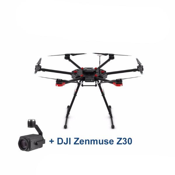 DJI Matrice 600 + Zenmuse Z30