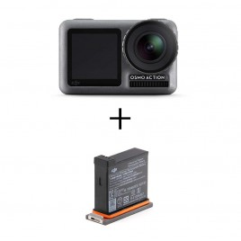 Action Camera DJI Osmo Action + Gift Battery