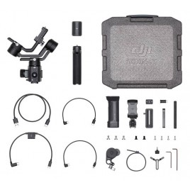 DJI Ronin-SC Pro Combo 3-Axis Handheld Gimbal for Mirrorless Cameras