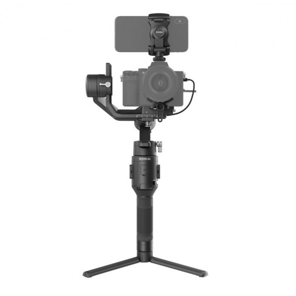 DJI Ronin-SC 3-Axis Handheld Gimbal for Mirrorless Cameras
