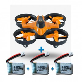 Mini Drone FuriBee F36 - combo pack with 3 batteries