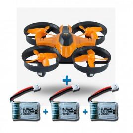Дрон FuriBee F36 комплект с 3 допълнителни батерии