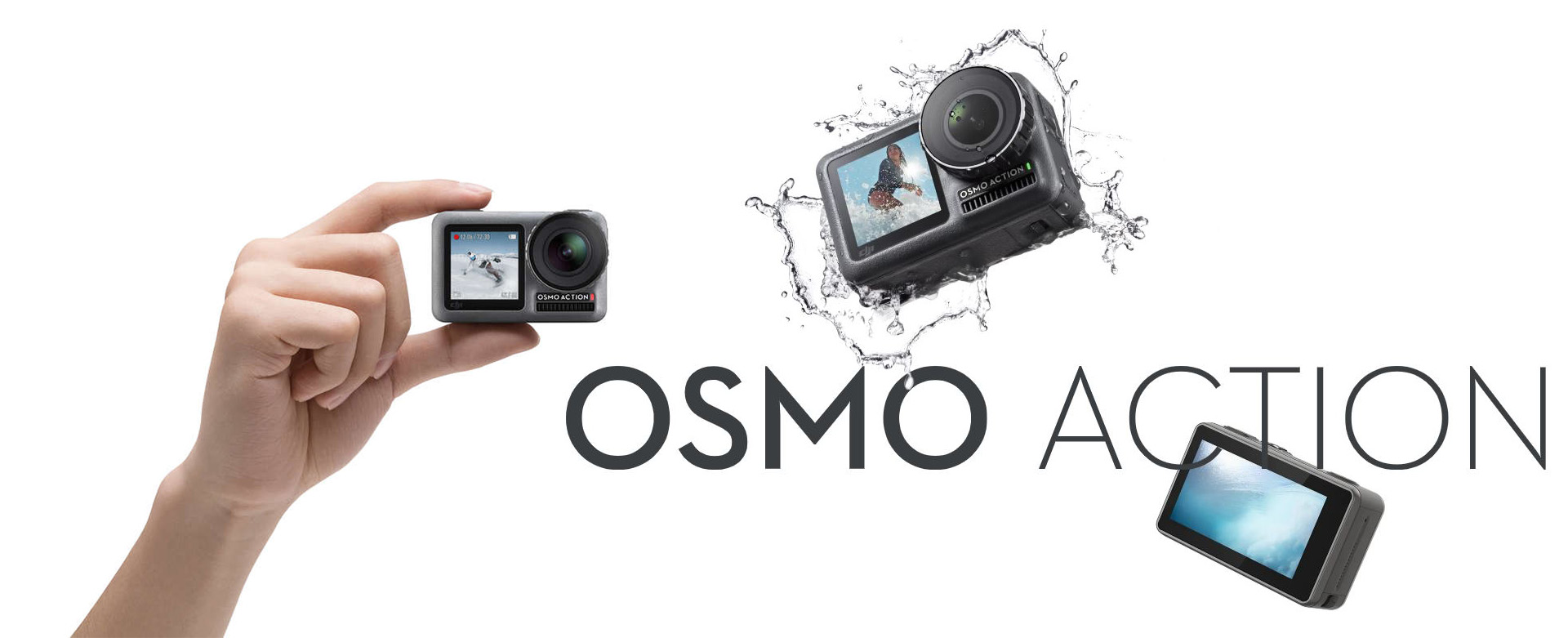 DJI Osmo Action In Stock