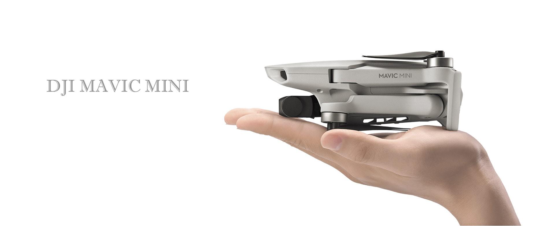 Mavic Mini Drone | AeroCam.bg