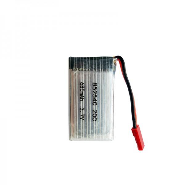 Малка батерия за дрон 680mAh 3.7V