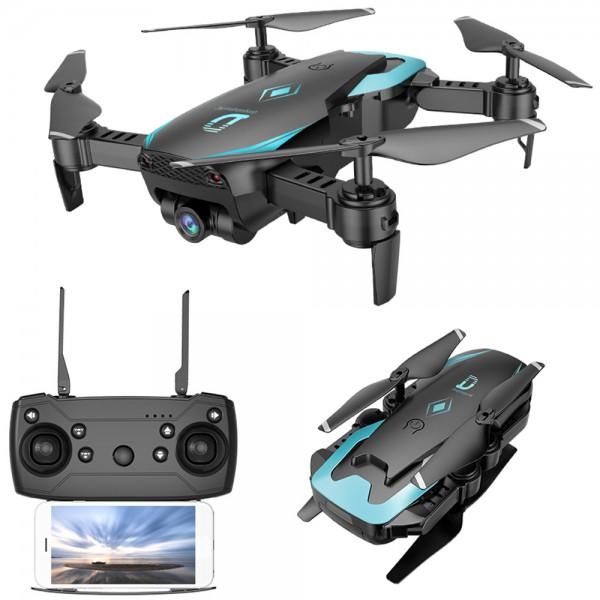 RC Drone X12 WiFi FPV Black