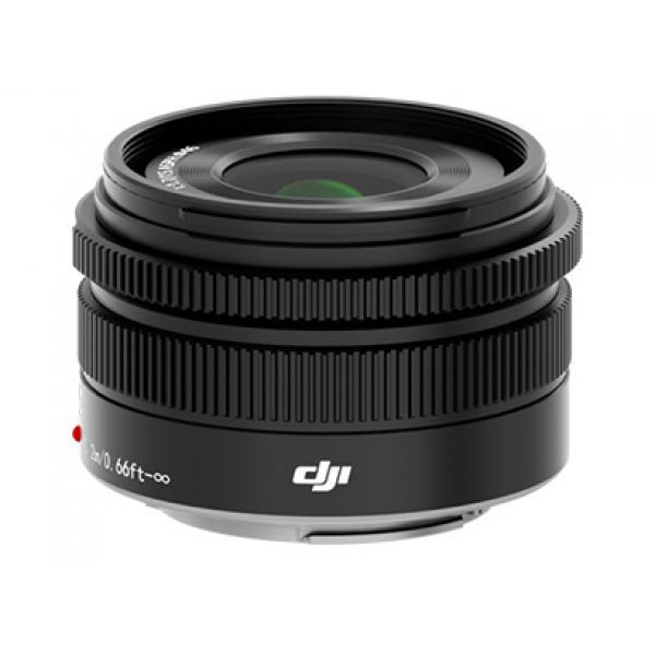 DJI MFT 15mm,F/1.7 ASPH обектив