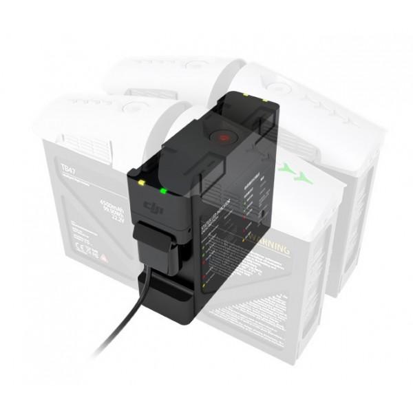 DJI Inspire 1- Хъб за Зареждане Едновременно на 4 Батерии