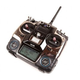 Graupner MX-20 HoTT Transmitter + GR 16 Receiver