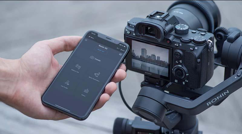 Приложение за телефона Ronin App