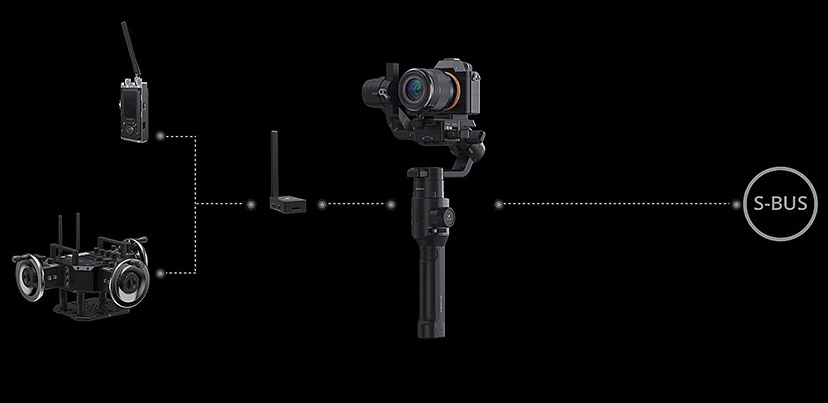 Economic Style for DJI Ronin-S