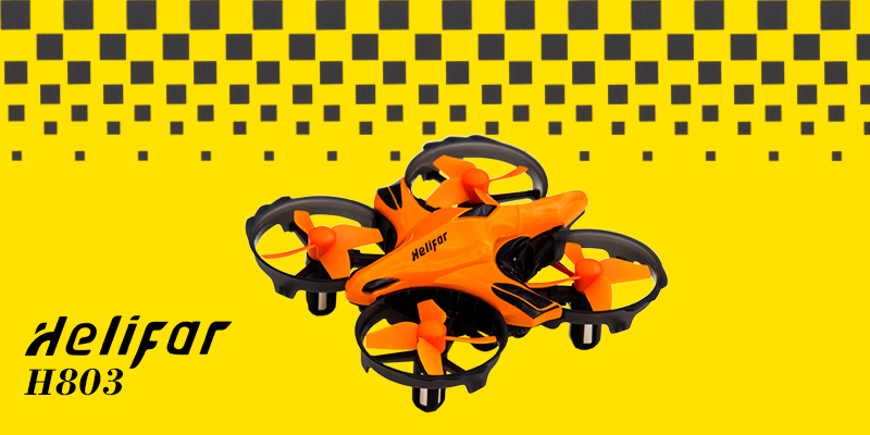 Drone Helifar H803 at best prices