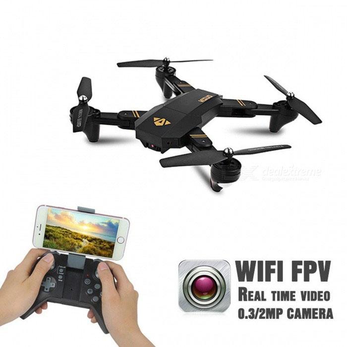 Малък дрон с камера